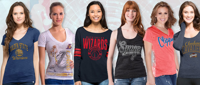 NBA Women's Shop
